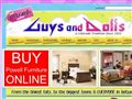 2618furniture childrens Guys and Dolls Furniture