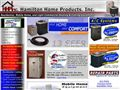 2623heating equipment manufacturers Hamilton Home Products Inc