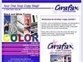 2546Copying and Duplicating Service Grafax Inc